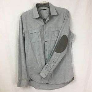 Seven Diamonds Long Sleeve Button Up Size Small